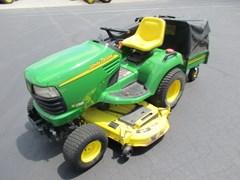 Riding Mower For Sale 2004 John Deere X495 , 24 HP