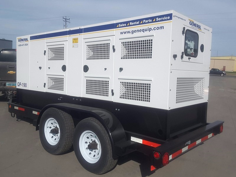 2017 Other 130 KW Generator & Power Unit For Sale