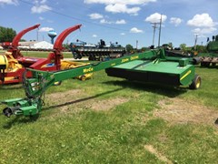 Mower Conditioner For Sale 2009 John Deere 946