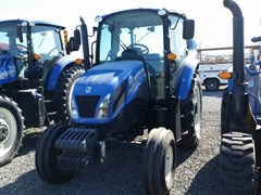 Tractor For Sale 2014 New Holland T4.115 , 115 HP