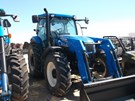 Tractor For Sale:  2014 New Holland T6.155  , 95 HP