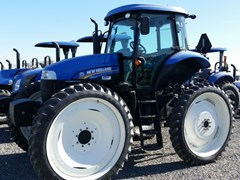 Tractor For Sale 2014 New Holland TS6.120HC , 119 HP