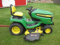 Riding Mower For Sale 2008 John Deere X540 , 26 HP