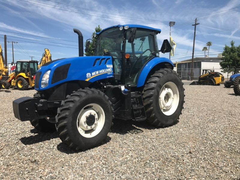 2015 New Holland TS6.120 CAB Tractor For Sale