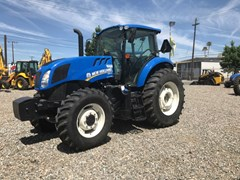 Tractor For Sale 2015 New Holland TS6.120 , 119 HP