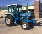 Tractor For Sale: 1990 Ford 5610  2, 72 HP