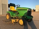 Riding Mower For Sale:  2001 John Deere 345