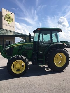 Tractor For Sale:  2015 John Deere 5085E , 85 HP