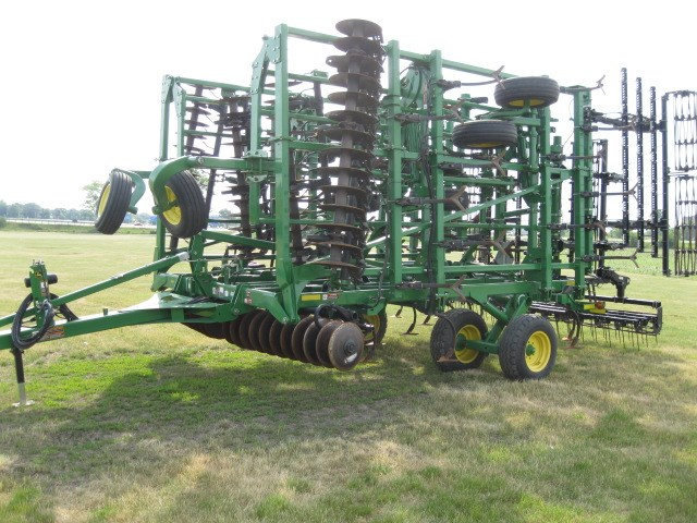 2014 John Deere 2310 Mulch Finisher For Sale