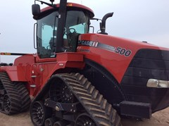 Tractor For Sale 2014 Case IH STEIGER 500 QUAD  , 500 HP