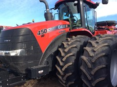 Tractor For Sale 2013 Case IH STEIGER 450 4WD:-HEAVY DUTY WHEEL~2013-04-01 , 450 HP