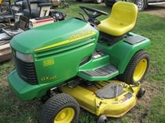 Riding Mower For Sale 2002 John Deere GX345 , 20 HP
