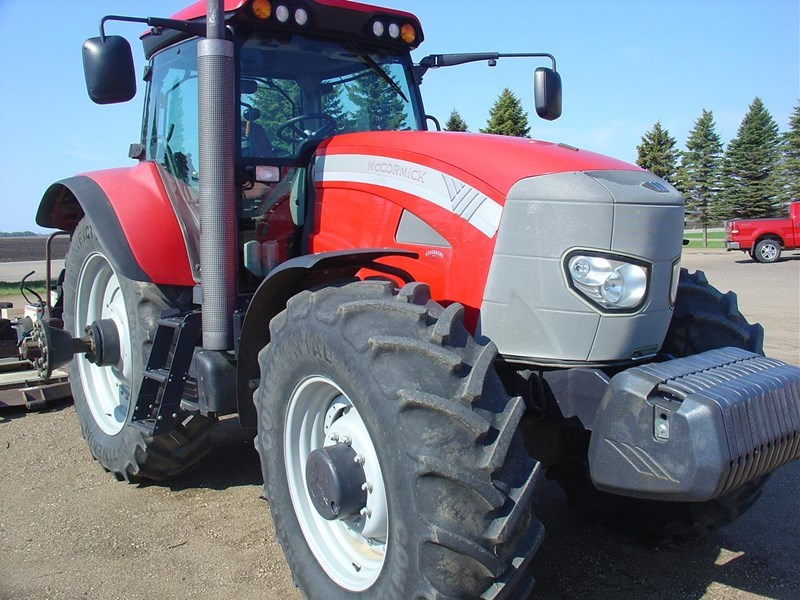 2009 McCormick TTX190 Tractor For Sale