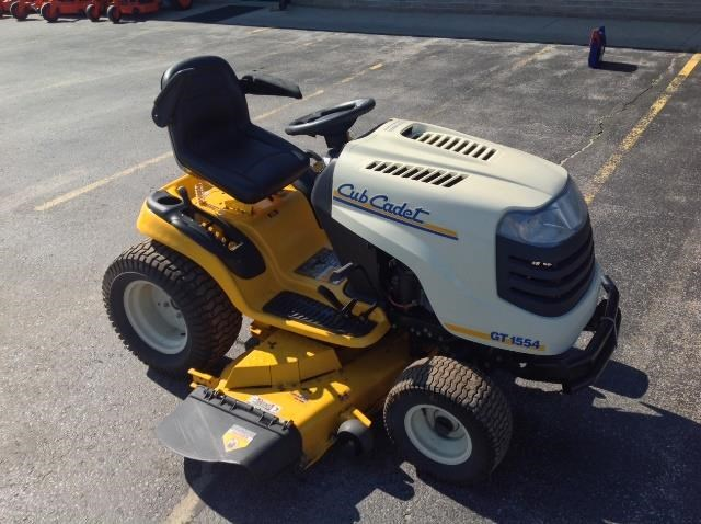 2006 Cub Cadet GT1554 Riding Mower For Sale