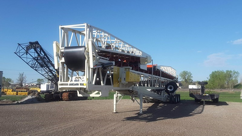 2017 Superior 36X150PS Conveyor - Stacking For Sale