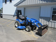 Tractor For Sale:  2008 New Holland T1110 , 28 HP