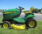 Riding Mower For Sale: 2011 John Deere X320, 22 HP
