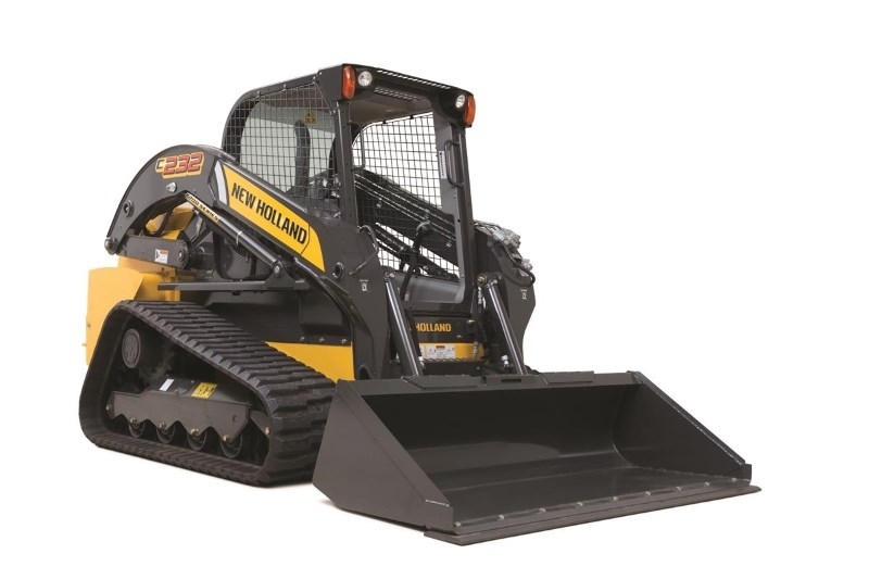 2020 New Holland C232 Skid Steer-Track For Sale