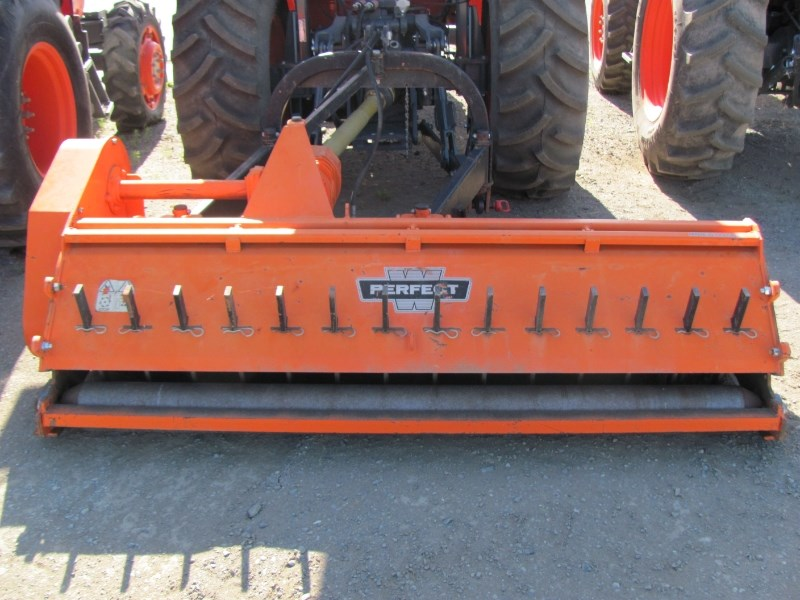 Perfect 7 Foot Flail Mower For Sale