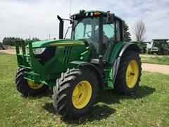 Tractor For Sale 2016 John Deere 6120M