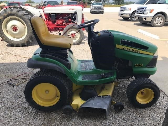John Deere LA130 Riding Mower For Sale