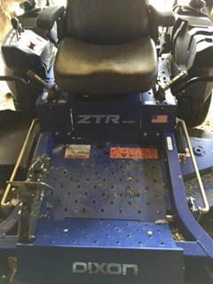 Riding Mower For Sale:  2011 Dixon DX161