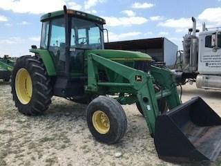 1995 John Deere 7400 Tractor For Sale