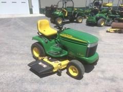 Riding Mower For Sale:  2004 John Deere LX280 , 18 HP