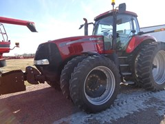 Tractor For Sale 2009 Case IH MAGNUM 305