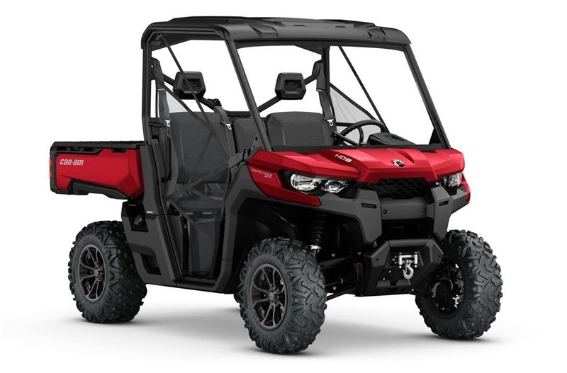 2017 Can-Am 2017 DEFENDER XT HD10 RED SKU # 8CHB Utility Vehicle For Sale