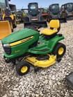 Riding Mower For Sale:  2013 John Deere X300 , 18 HP