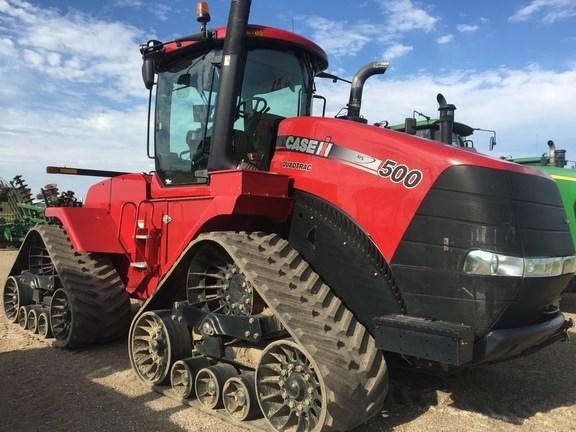 2012 Case IH Quadtrac 500 Tractor For Sale