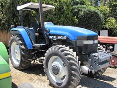Tractor For Sale:  1998 Ford New Holland 8260