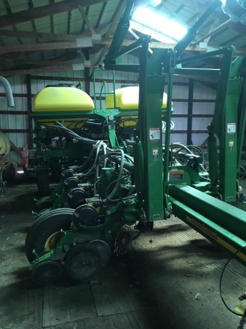 2011 John Deere 1770NT 12R30 Planter For Sale