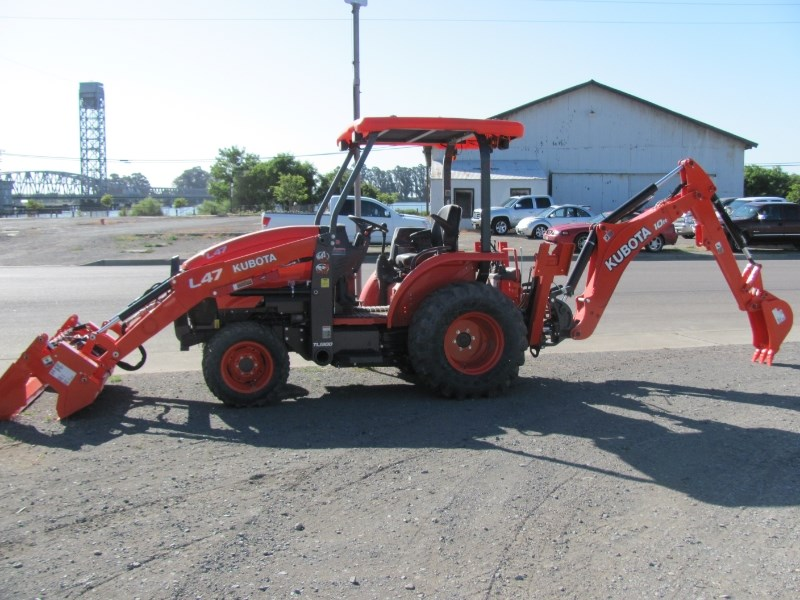 2016 Kubota L47 Tractor For Sale