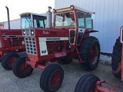 Tractor For Sale 1974 International 1066/966