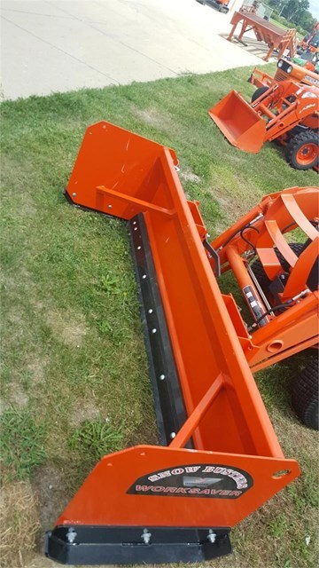 2017 Worksaver SPS2484R Box Blade Scraper For Sale