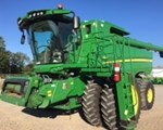 Combine For Sale: 2012 John Deere S660