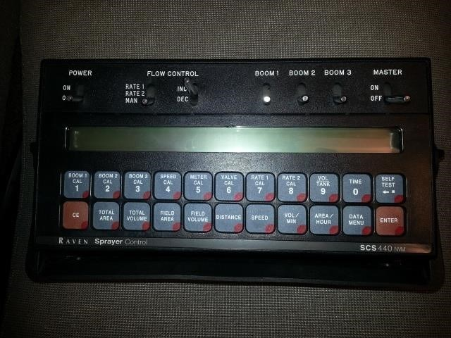 Raven SCS440 GPS System For Sale