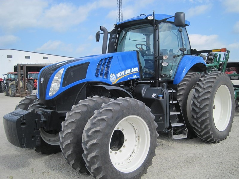 2014 New Holland T8.275 Tractor For Sale