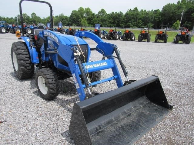 2016 New Holland WORKMASTER 37 Tractor For Sale