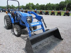 Tractor For Sale 2016 New Holland WORKMASTER 37 , 31 HP