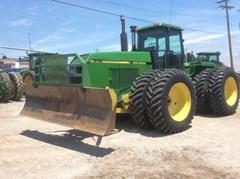 Tractor For Sale 1989 John Deere 8760 , 256 HP