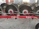 Hay Rake-Wheel For Sale:   Gehl 520