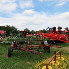 Tedder For Sale H & S HAY MACHINE
