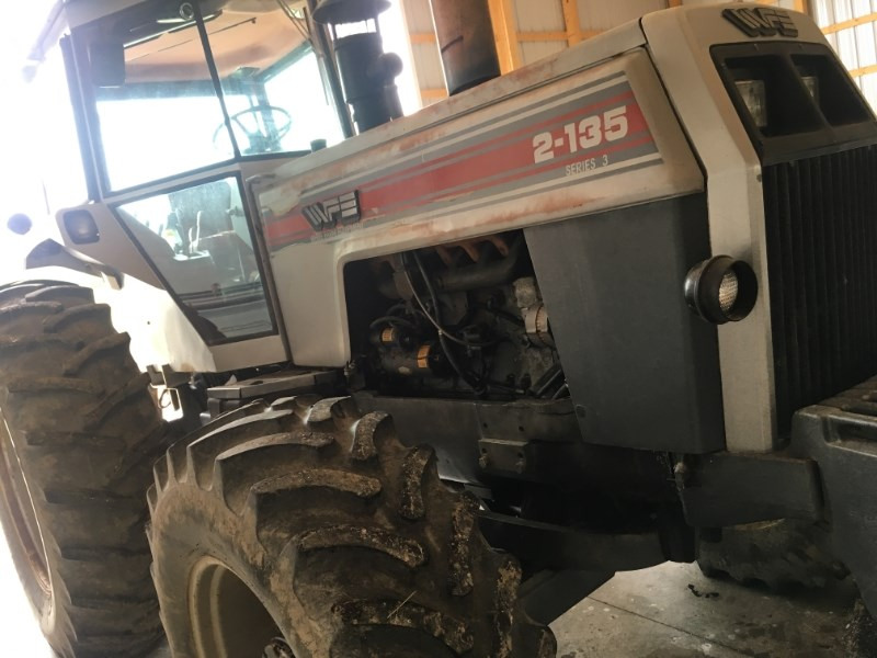 1983 White 2-135 III Tractor For Sale