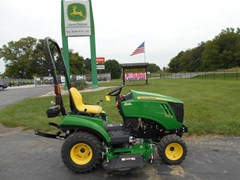Tractor For Sale:  2017 John Deere 1023E , 23 HP