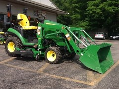 Tractor For Sale 2013 John Deere 1025R