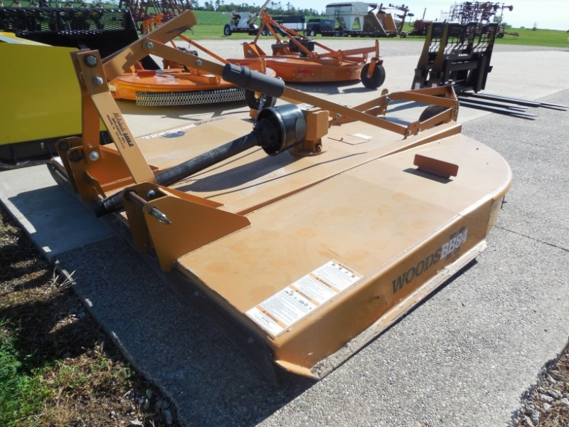 2010 Woods BB84X Rotary Cutter For Sale