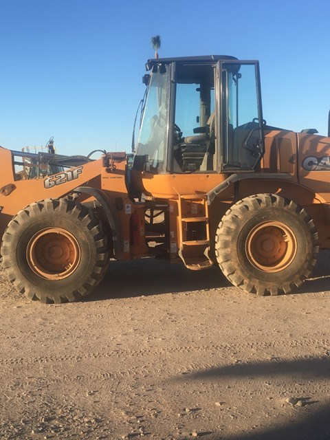2012 Case 621F Wheel Loader For Sale